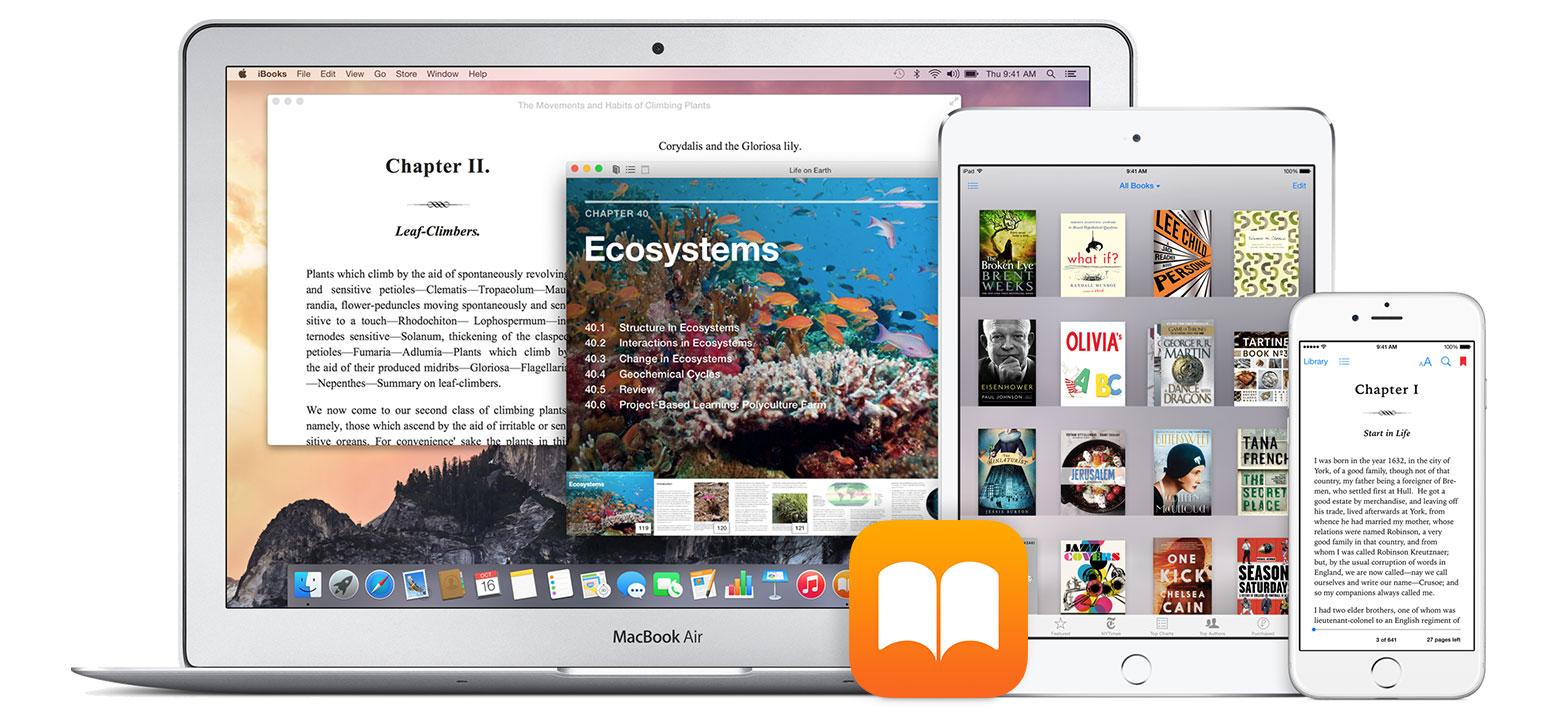 Какую программу скачать на айфон для книг