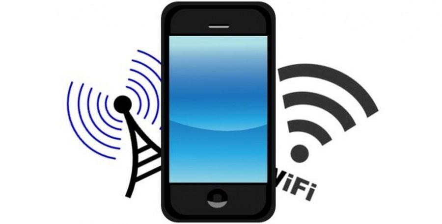 Как сделать из смартфона wifi роутер
