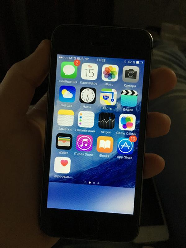 Как сделать копия айфона 5s