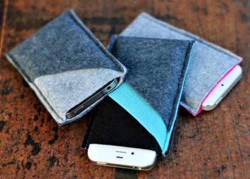 Чехол для мобильного телефона своими руками из джинса