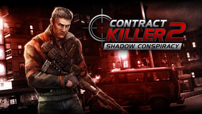 скачать игру contract killer