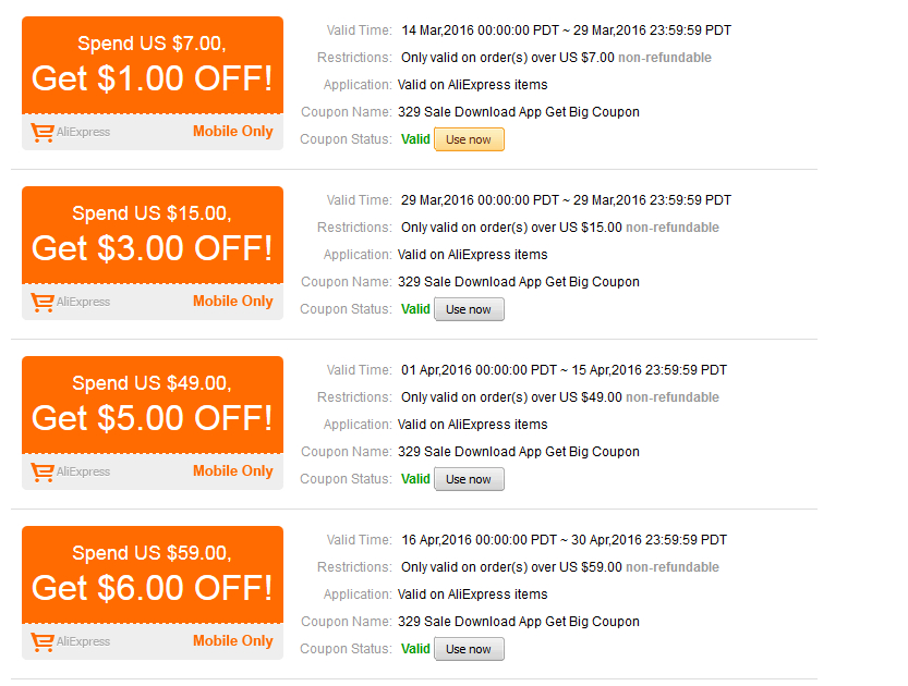 Aliexpress coupon code reddit