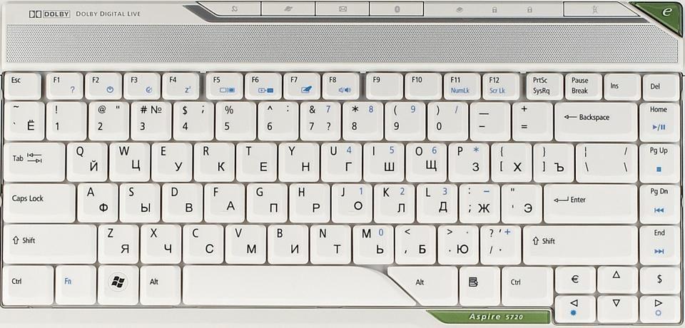 Клавиатура как сделать скриншот