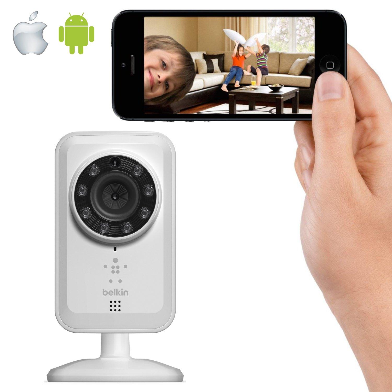 Как сделать самому камеру видеонаблюдения за ребенком