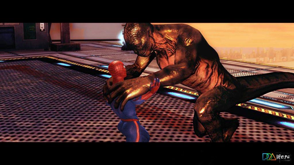 Обзор игр про человека паука