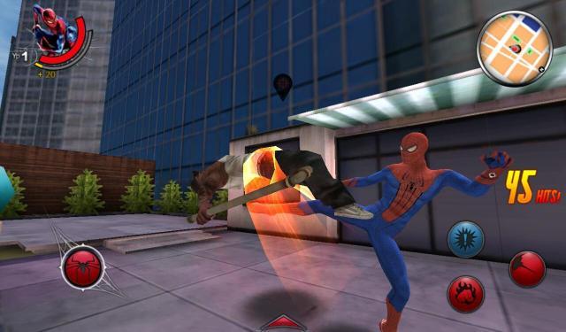 скачать игру человек паук на андроид бесплатно на русском - фото 10