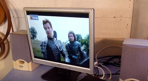 Как сделать телевизор вторым монитором через wifi