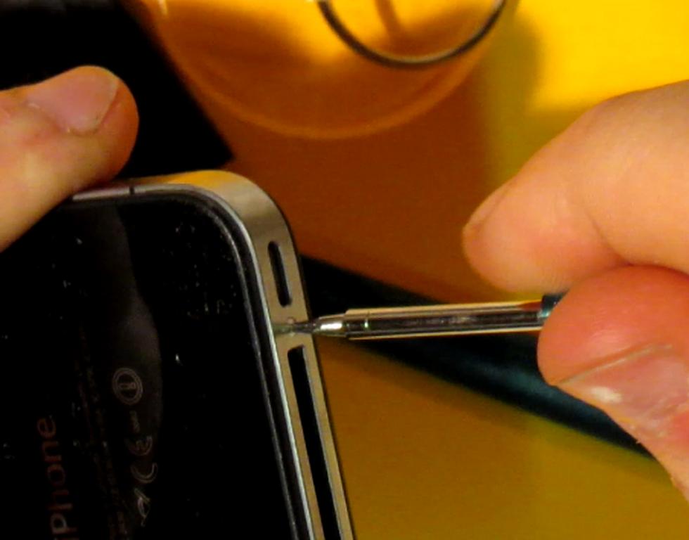 Iphone 4s видео инструкция