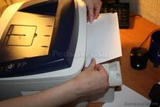 Принтер мнёт бумагу что делать