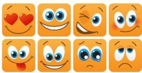 смайлики картинки в одноклассниках