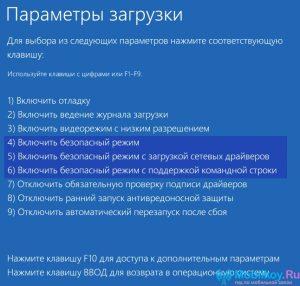 boot-menu-windows-10-safe-mode